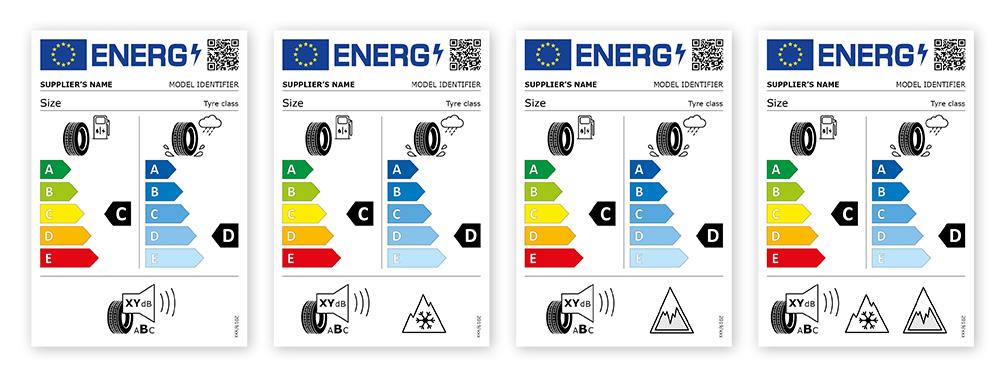 Nowe etykiety opon obowiązujące w UE od 1 maja 2021 r.